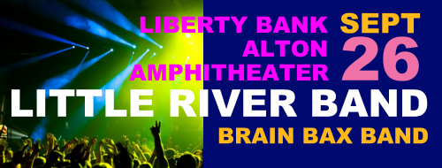 The Little River Band in Alton, IL
